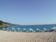 Beach near to parga